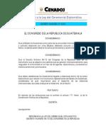 Decreto 07-2003
