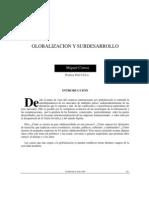 Globalizacion y Subdesarrollo