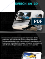 Presentacion televisòn en 3D