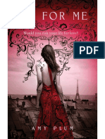 Die for Me by Amy Plum