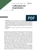 LexMercatoriaTransnationalgovernance