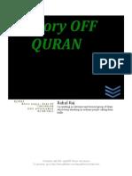 History Off Quran 2003