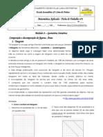 Ficha 6 mod 8 - CEF tangram - áreas