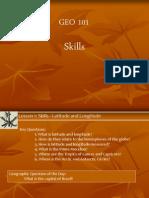 Skills 2011