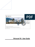 BricscadV8 Manual en US
