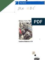 34  Motor 1.9 TDI Didactico