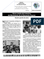 Revista Colectivo Del Movimiento 4