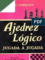 Chernev-Ajedrez lógico jugada a jugada