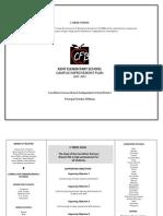 Kent - Campus Improvement Plan 2011-2012