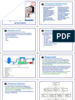 Applications of Hydraulics&Pneumatics