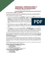 Austin, Tomás - Corrientes Sociológicas Analisis Critico