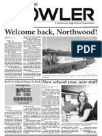 THE HOWLER | Back to School