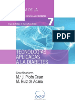 Tenology and Diabetes