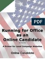 Running for Office Sample