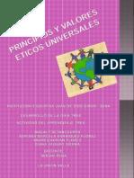 Copia de Presentacion de Etica y Valores