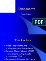 OOD Components