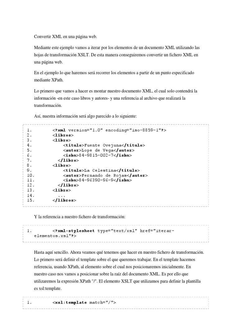 Vistoso Plantillas En Xslt Molde - Ejemplo De Currículum Comercial ...