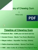 Hist of Gum Pics