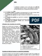 Massey Ferguson Hydraulique