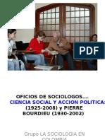 OFICIOS DE SOCIOLOGOS