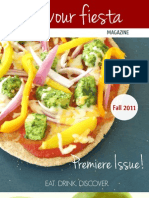 Flavour Fiesta Magazine - Issue 1