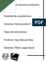 tarea sistemas estructurales