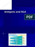 Antigens and HLA
