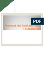 Acotado Con Tolerancias-II
