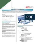 Turbidimetro Portable Hach 2100p