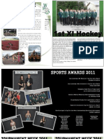 Sports E-Newsletter (2nd Ed.)