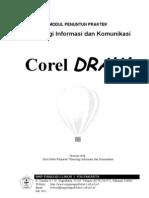 Buku Modul Corel Draw 11