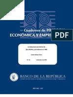 Meisel Roca- La estructura económica de San Andrés y Providencia en 1846