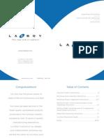 LaZBoy Instructions