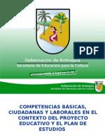 Formación Competencias básicas Ciudadanas y Laborales