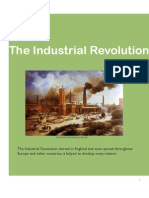 Story Mapping the Industrial Era