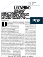 Clan nel Governo