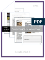 Deconstruction Workbook