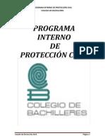 Manual Proteccion Civil