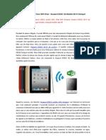 Meilleur partenaire Pour WiFi iPad - Huawei E583C 3G Mobile Wi-Fi Hotspot