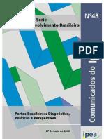 DIAGNOSTICO PORTUARIO BRASILEIRO
