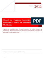 Manual de Preguntas Frecuentes Marco Normativo de Liceos, Directores y Sostenedores