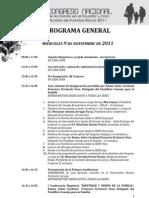 Programa-generalcongreso de Familias