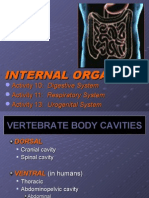 Activity 10, 11 & 13_ Prelab Internal Organs