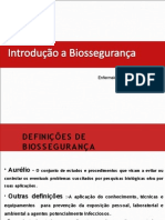 Biosseguranca