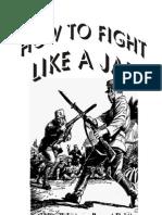 Japanese Bayonet Fighting Manual