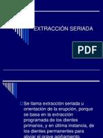 EXTRACCIÓN SERIADA