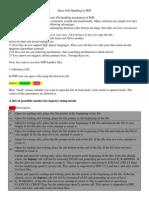 Basic File Handling in PHP