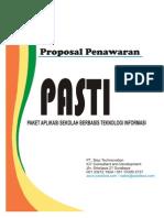 Proposal Penawaran Pasti