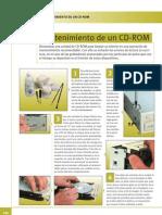 Mantenimiento de Un CD-rom