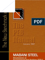 Mabani Technical Manual